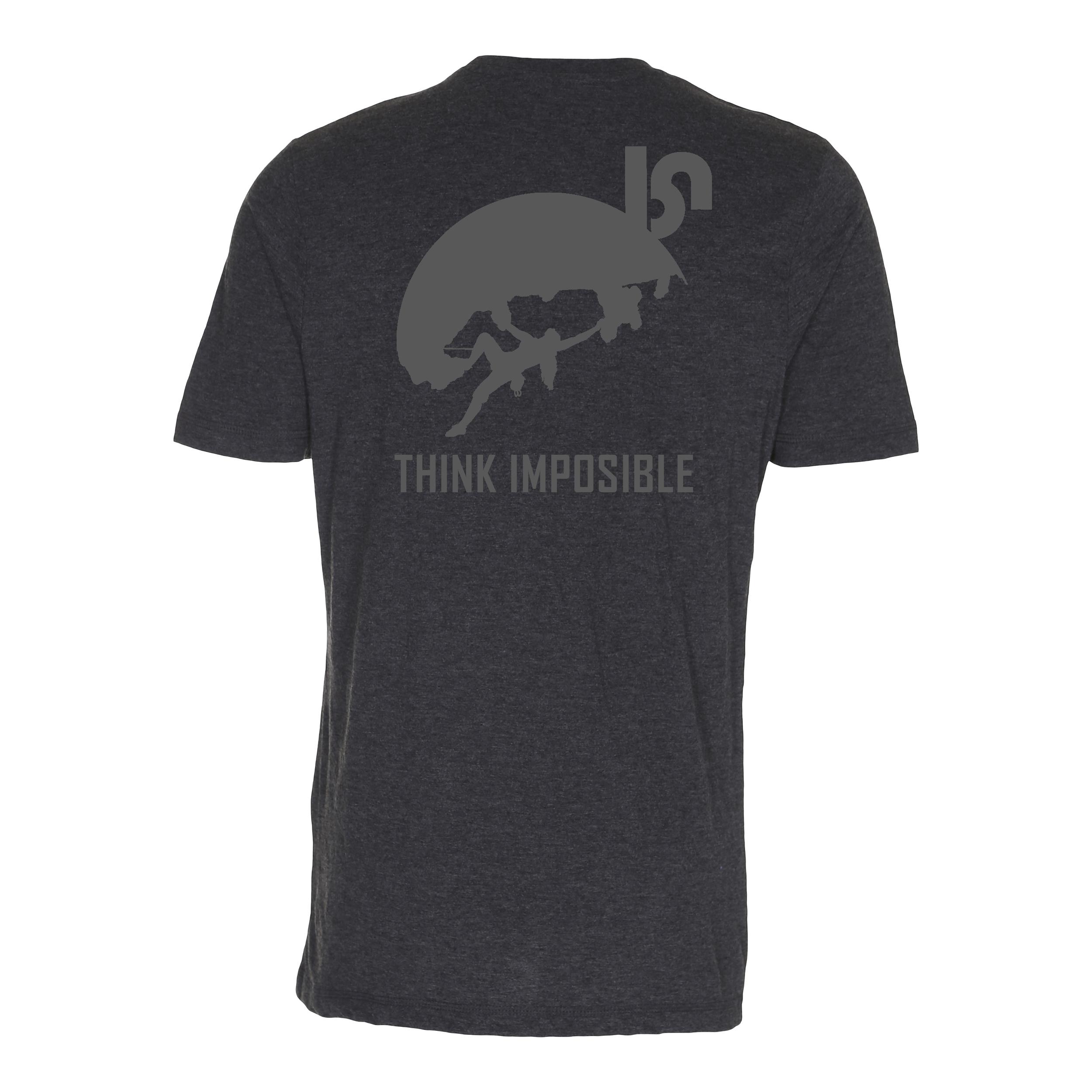 Camiseta Bagoa Negra Gris Antracita 2021